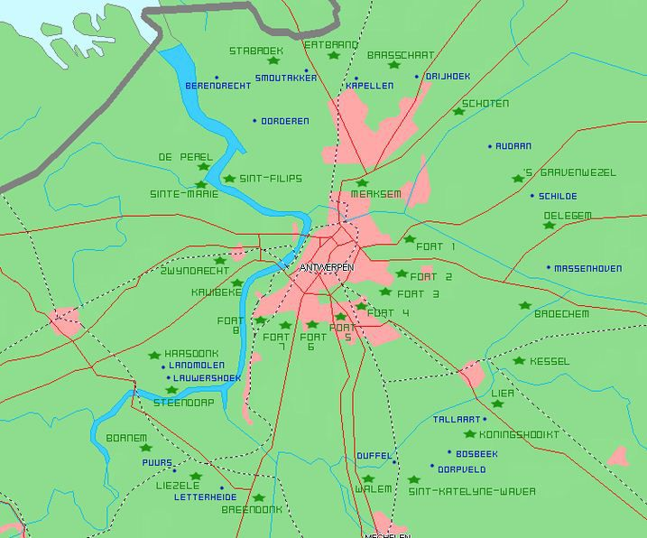 Stelling van Antwerpen