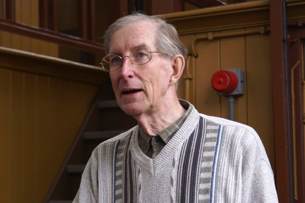 Portret van Piet Otto