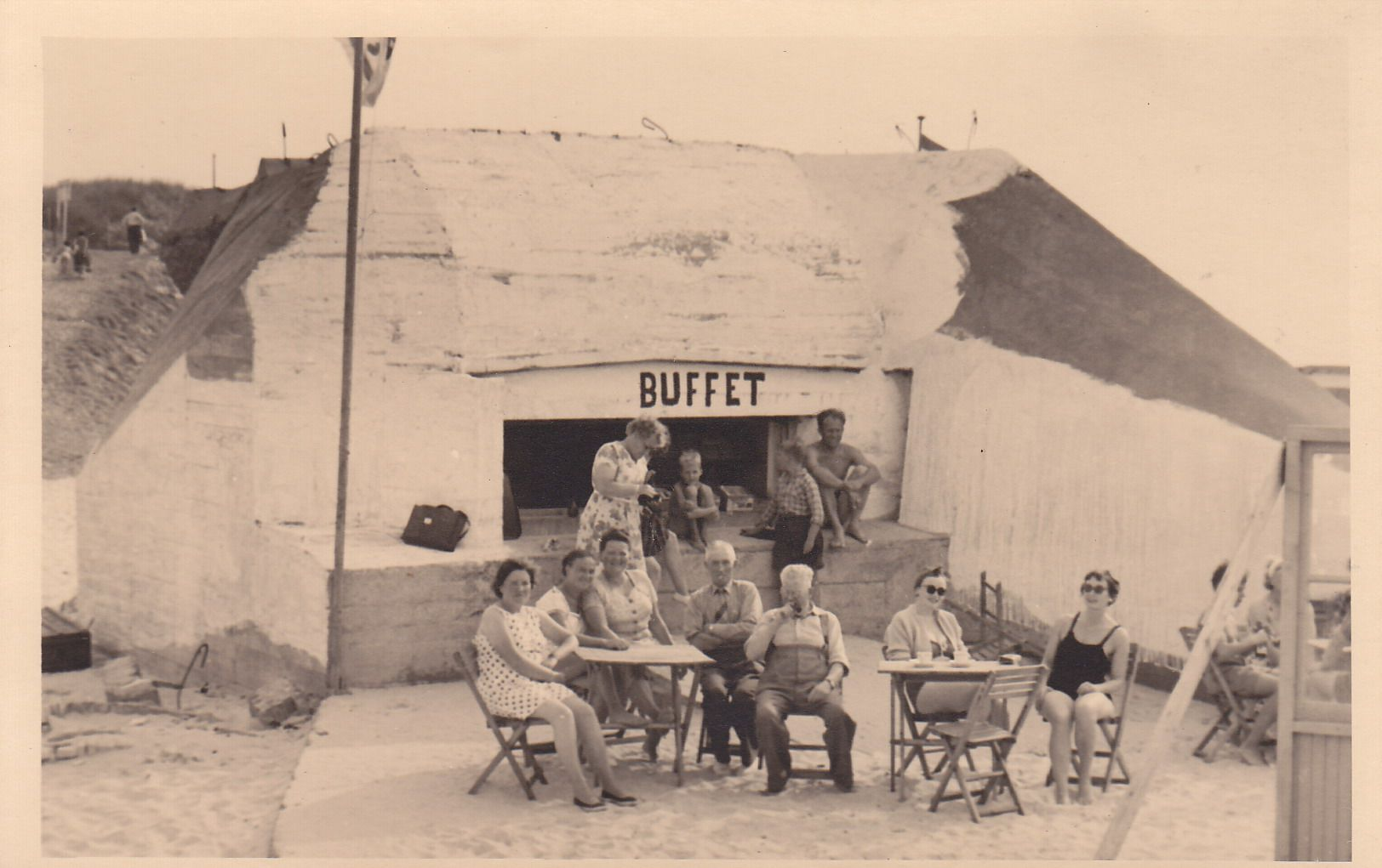 Foto: collectie Cor Kuip, afkomstig van mevrouw Maas-Drach.
