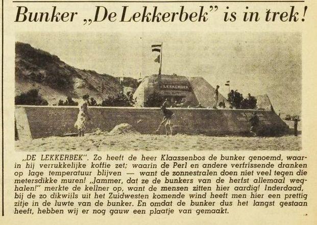 Foto: Archief Texelse Courant