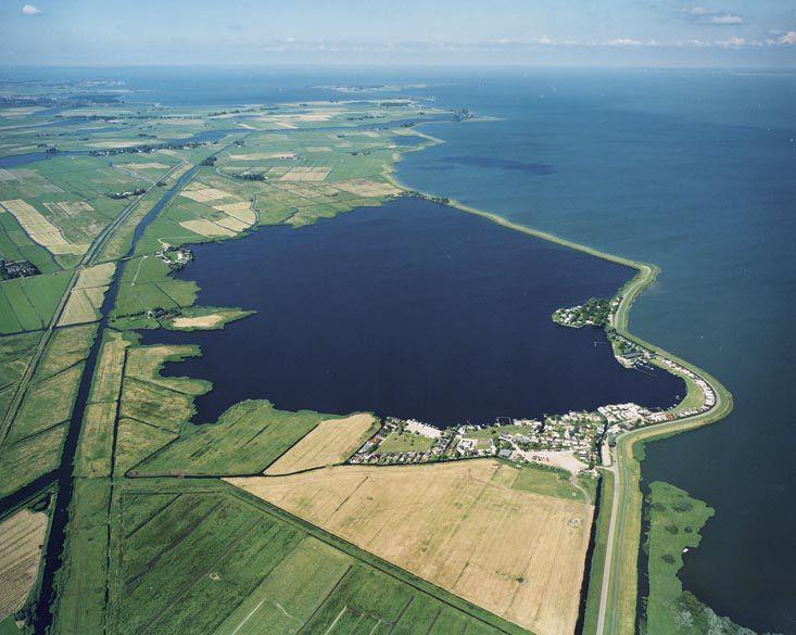 Het Kinselmeer.