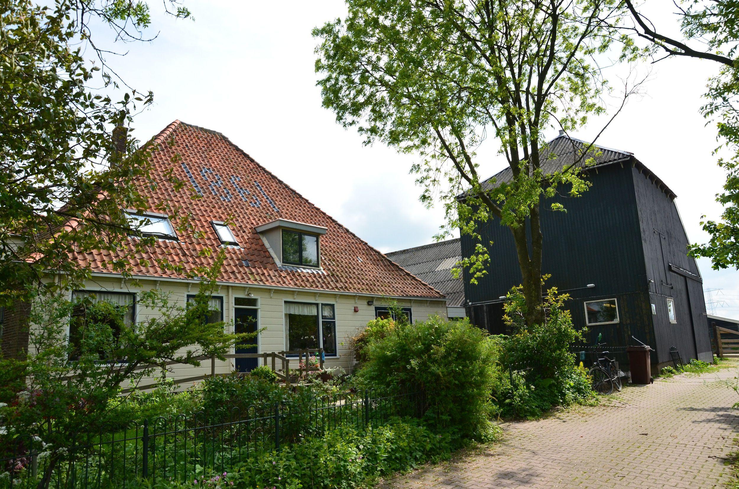 StadsHoeve Zunderdorp in Waterland.