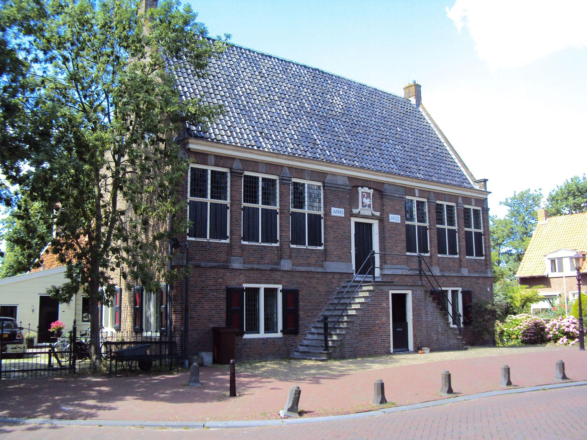 Raadhuis van Ransdorp.