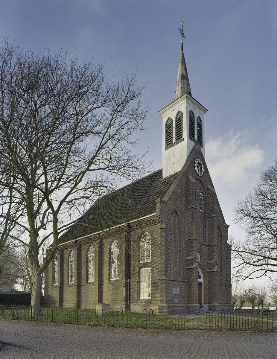 Kerkje van Zuiderwoude.