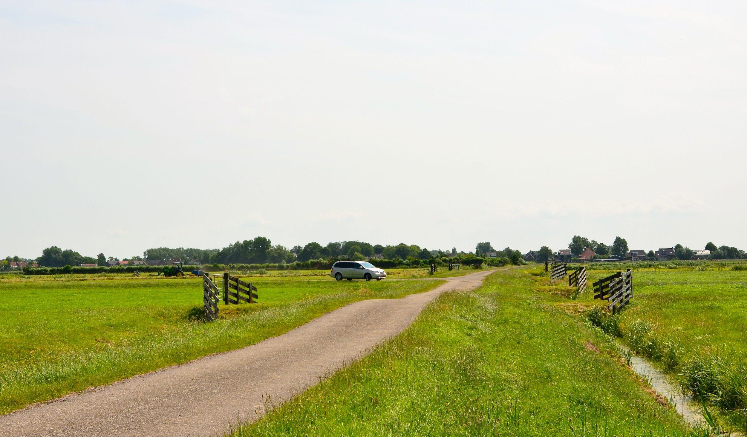 Verdwenen dorp Drei.