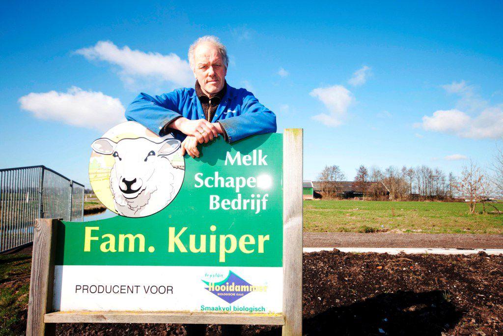 Willem Kuiper, eigenaar van de Dikhoeve.