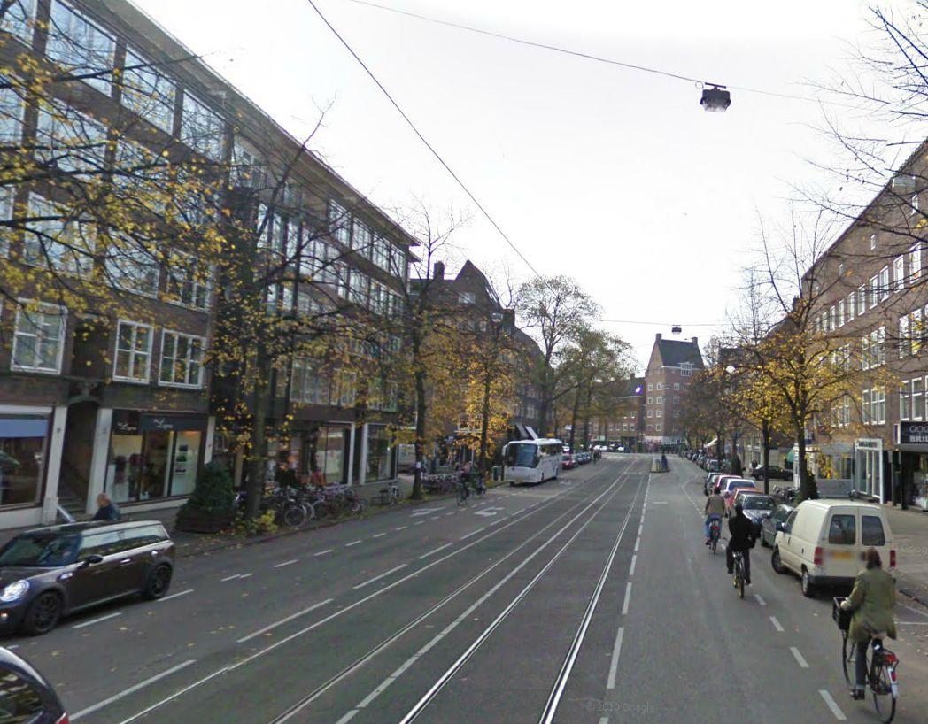 Beethovenstraat.