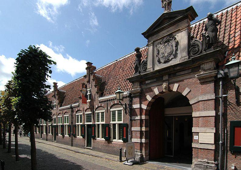 Frans Hals Museum.