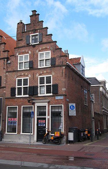 Woonhuis van Michiel de Wael, Gedempte Oudegracht 93