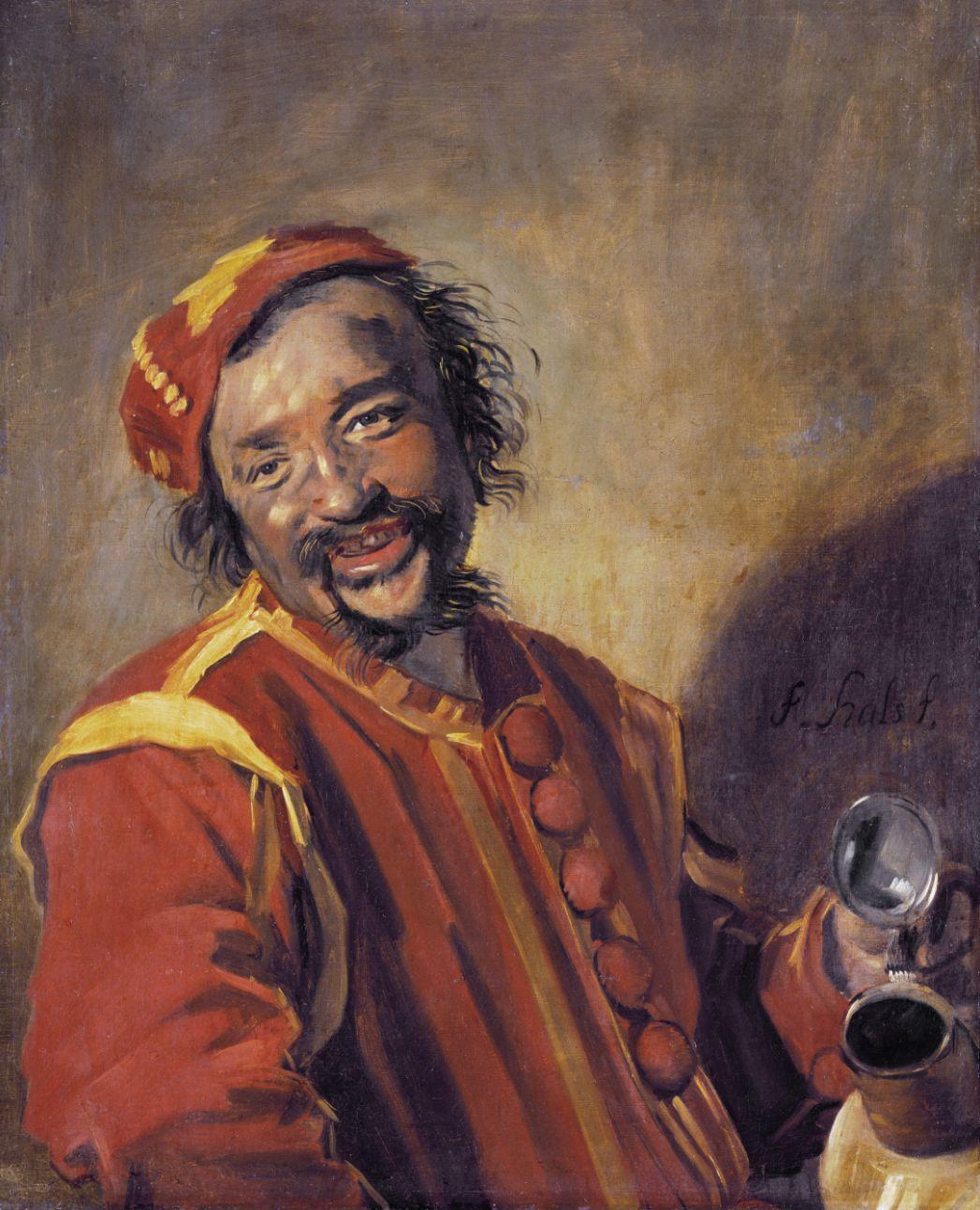 Frans Hals, Pekelharing (circa 1630)