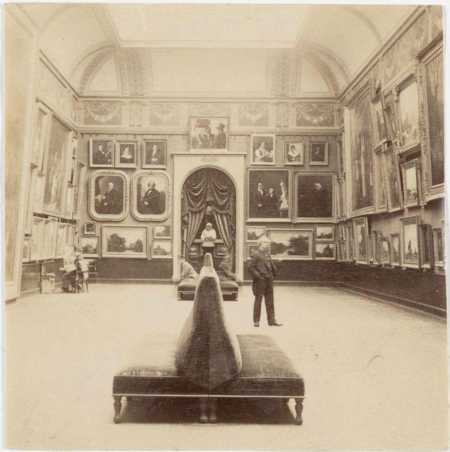 Het Rijksmuseum van Cuypers (interieur)