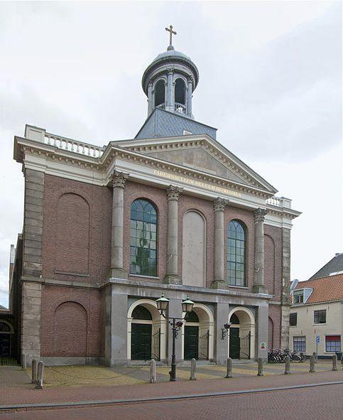 Sint Josephkerk te Haarlem: een goed voorbeeld van een zogenaamde Waterstaatskerk
