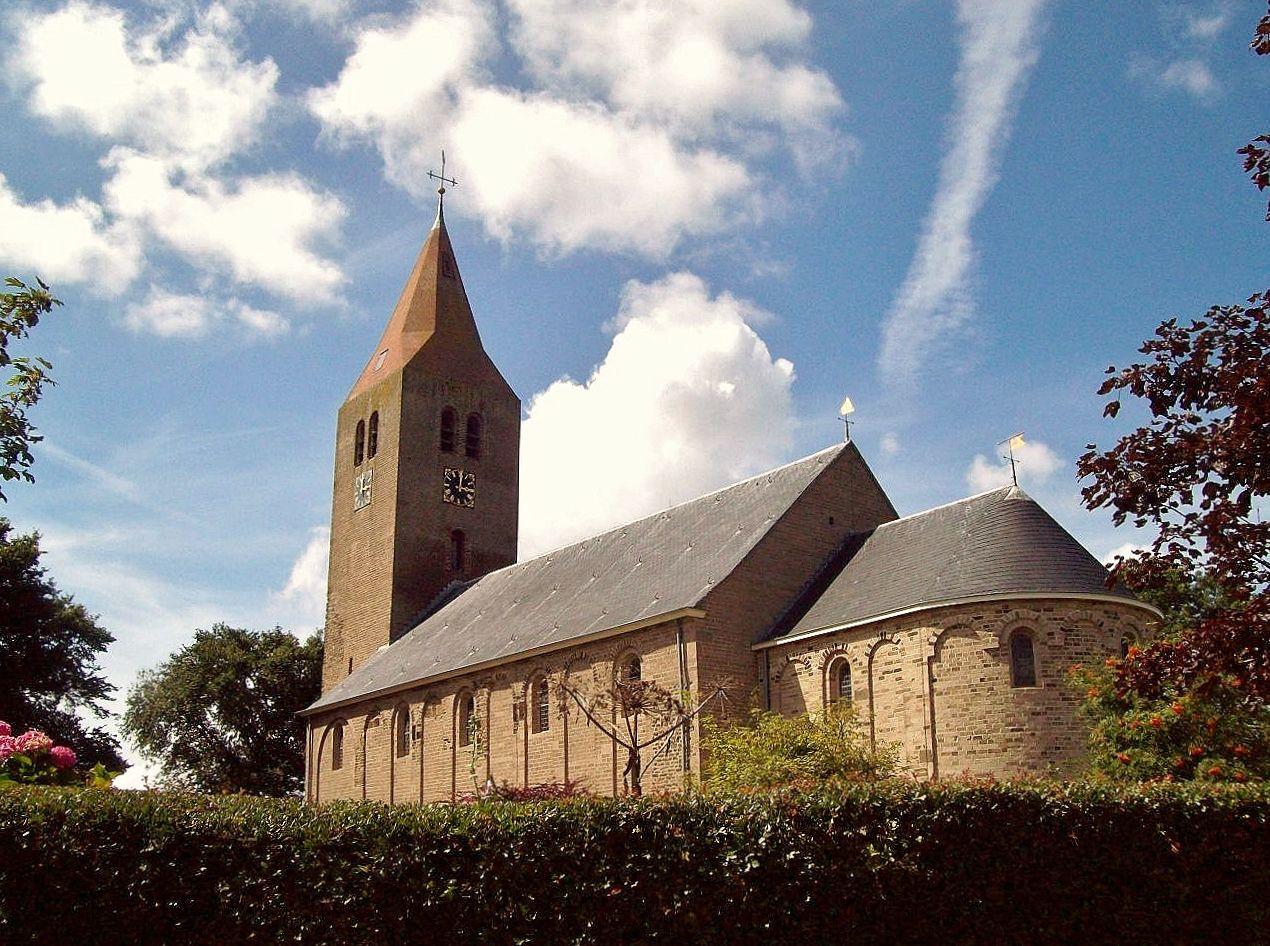De Michaelskerk te Oosterland.