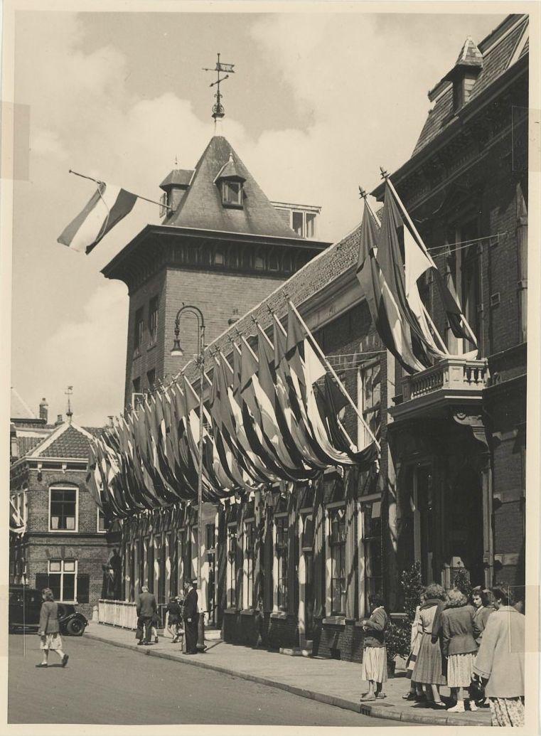 Koninklijk bezoek aan Joh. Enschede