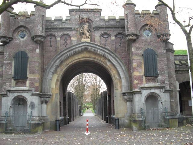 Utrechtse Poort.
