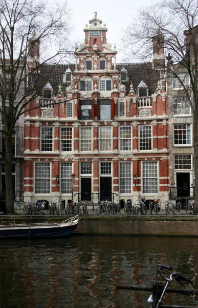 Gevel Herengracht 170