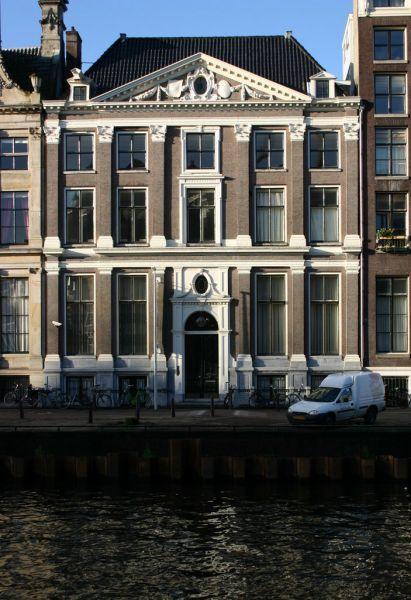 Gevel Herengracht 386