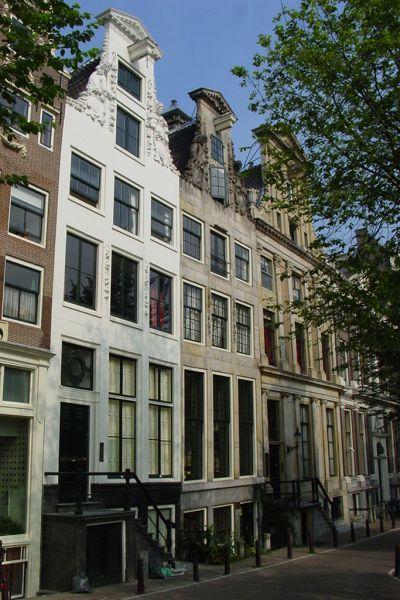 Gevels Herengracht 390-392