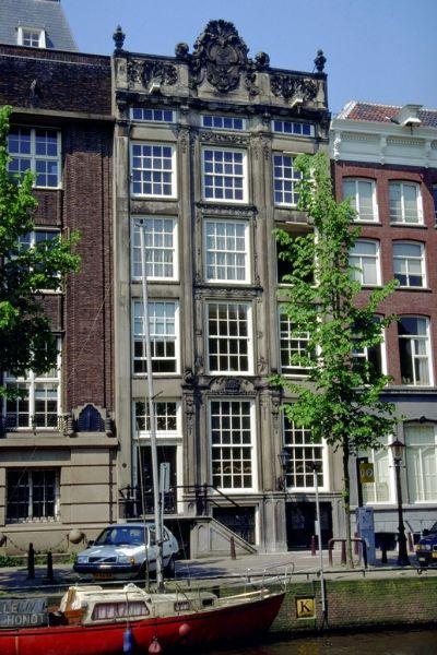 Gevel Herengracht 284
