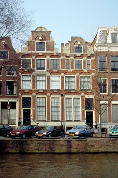 Gevel Herengracht 218-220