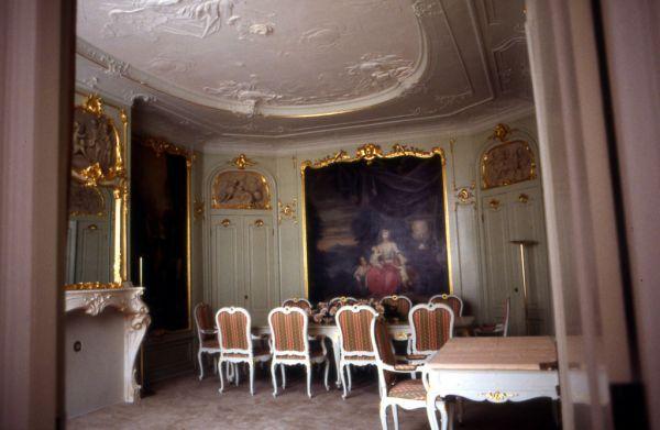 De zaal in Lodewijk XV-stijl, Singel 116