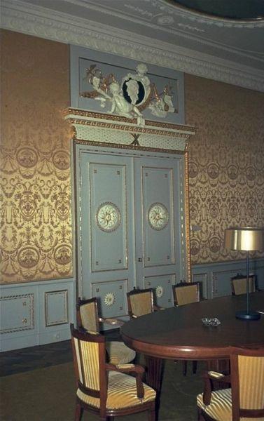 Linker-achterkamer, Herengracht 475