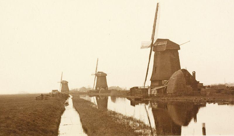 Historische foto van de Zuiderring