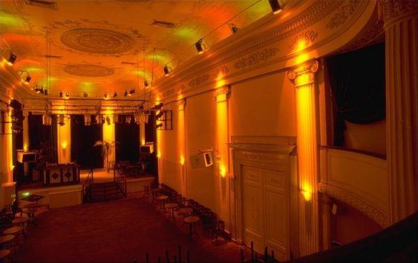 Grote zaal in Empire stijl, Singel 460