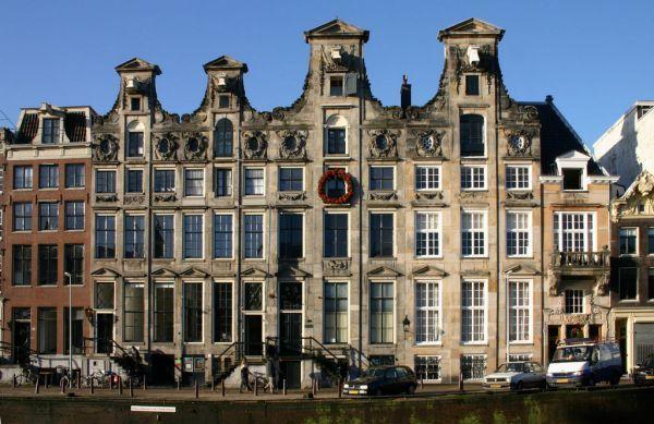 Gevel Herengracht 364-370