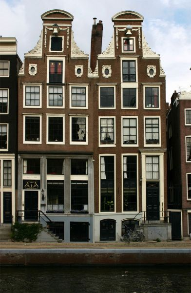 Gevel Herengracht 281-283