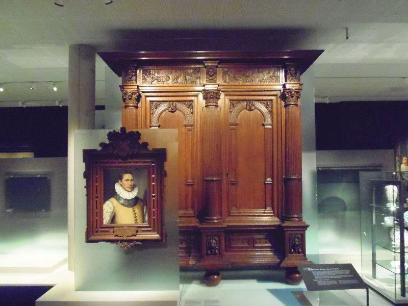 De Schermer polderkast uit 1638