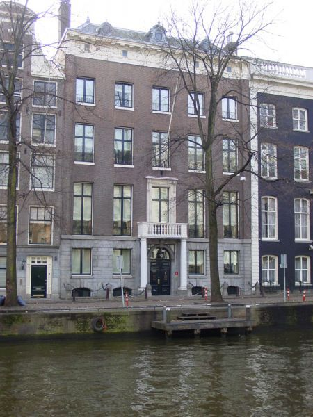 Gevel Herengracht 502