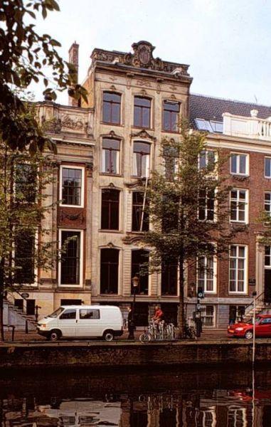 Gevel Herengracht 474