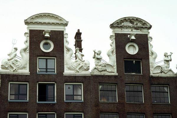 Gevels Herengracht 508-510