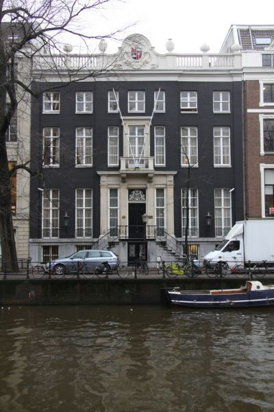 Gevel Herengracht 446