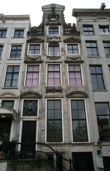 Gevel Herengracht 402
