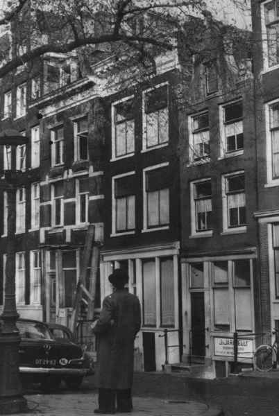 Herengracht 361 en 363 vóór restauratie
