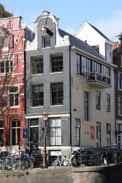 Gevel Herengracht 150