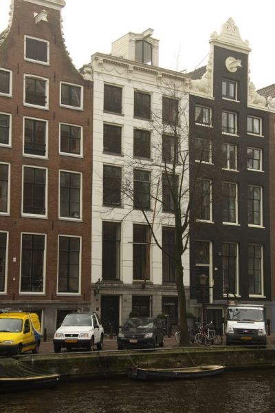 Gevel Herengracht 572