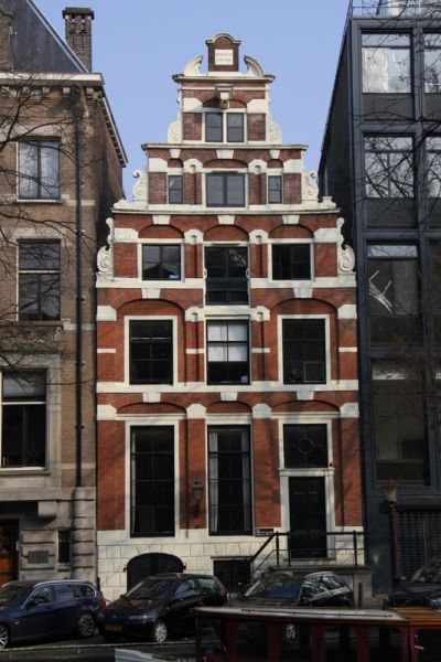 Gevel Herengracht 203