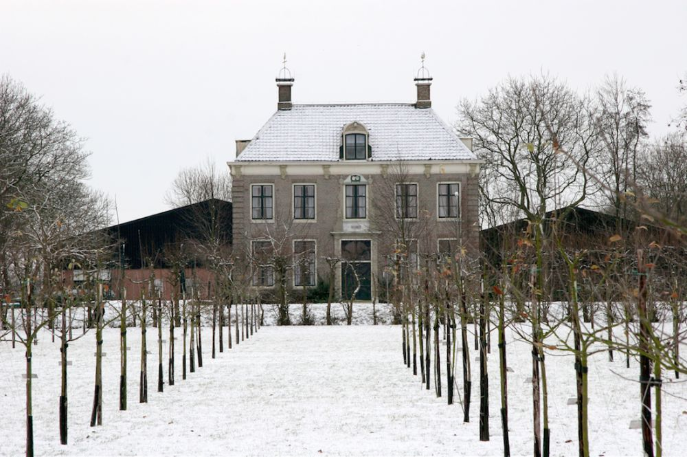 Landhuis Rustenhove, Het enige resterende herenhuis uit de glorietijd van de grote Beemster buitenplaatsen.