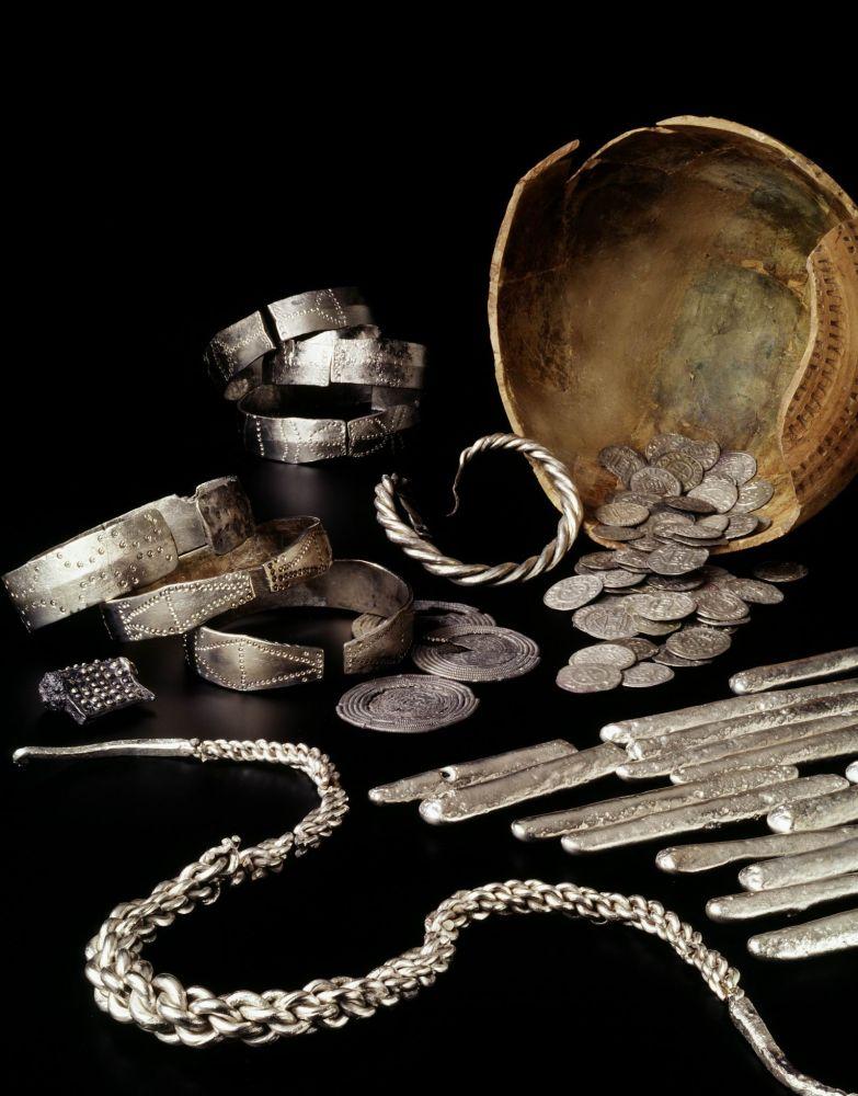 Vikingschat van Westerklief