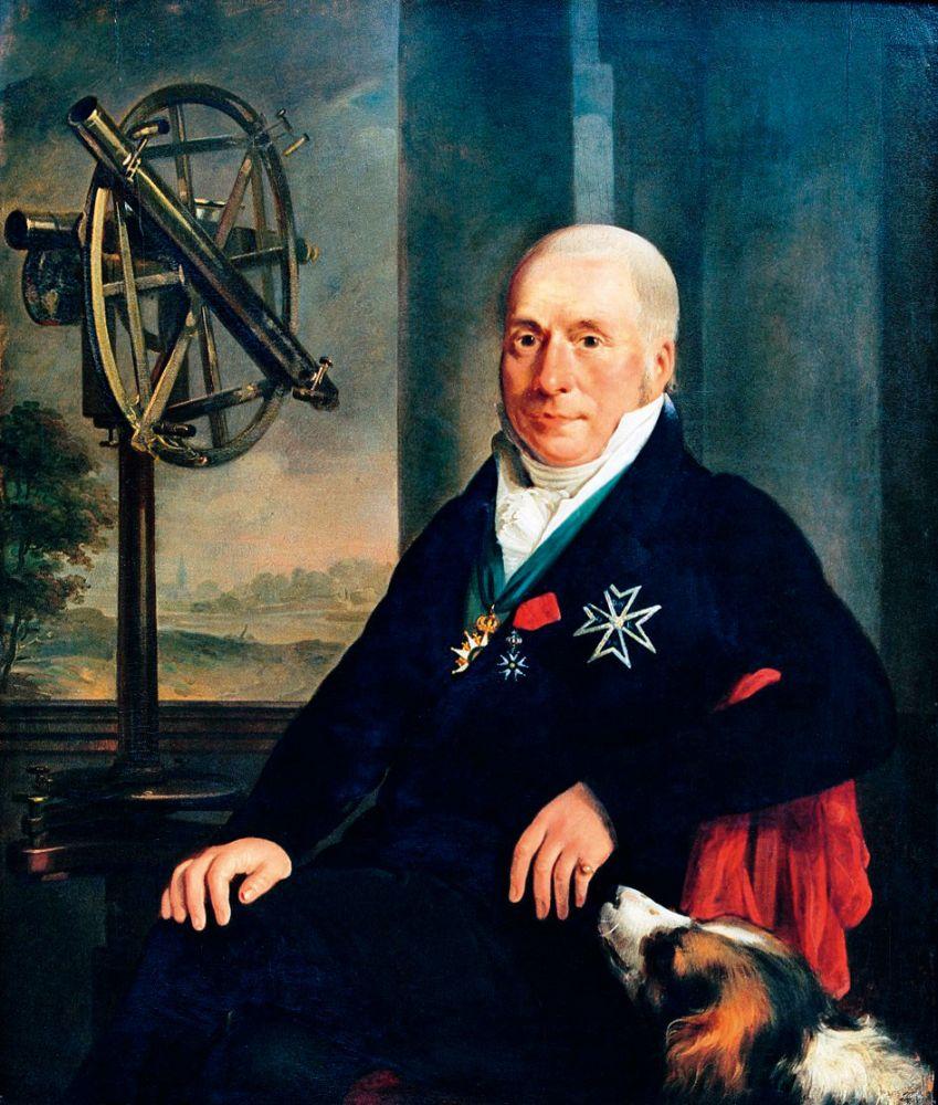 Grondlegger Nieuwe Hollandse Waterlinie Cornelis Kraijenhoff.