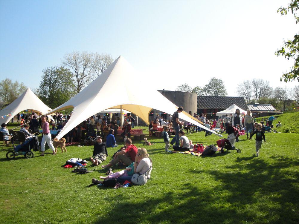Kinderkunst Theaterfestival Fort aan de Klop.