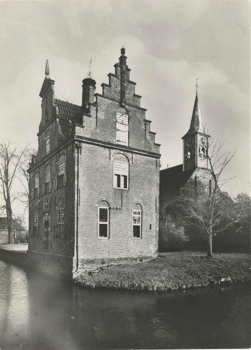 Raadhuis van Jisp.