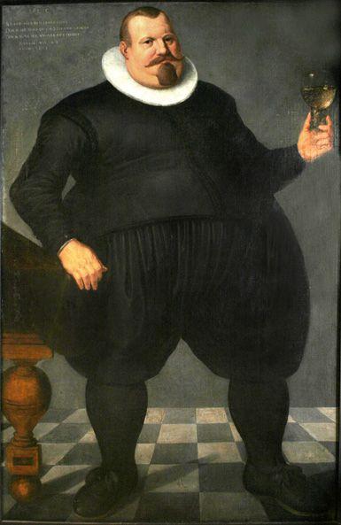 De Dikke Waard: Jan Claesz Claes.
