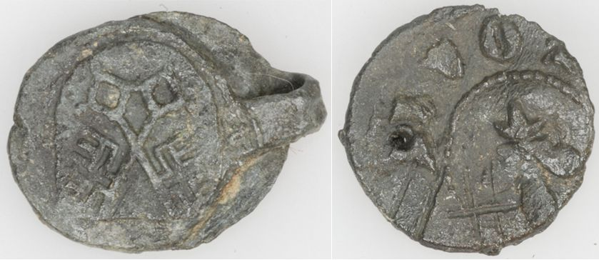 Lakenloodjes (1300-1500).