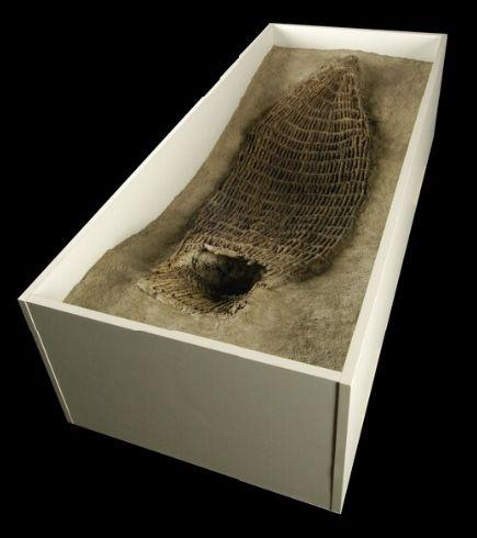 Trechter van een visfuik uit de periode 1400-1190 v.Chr.