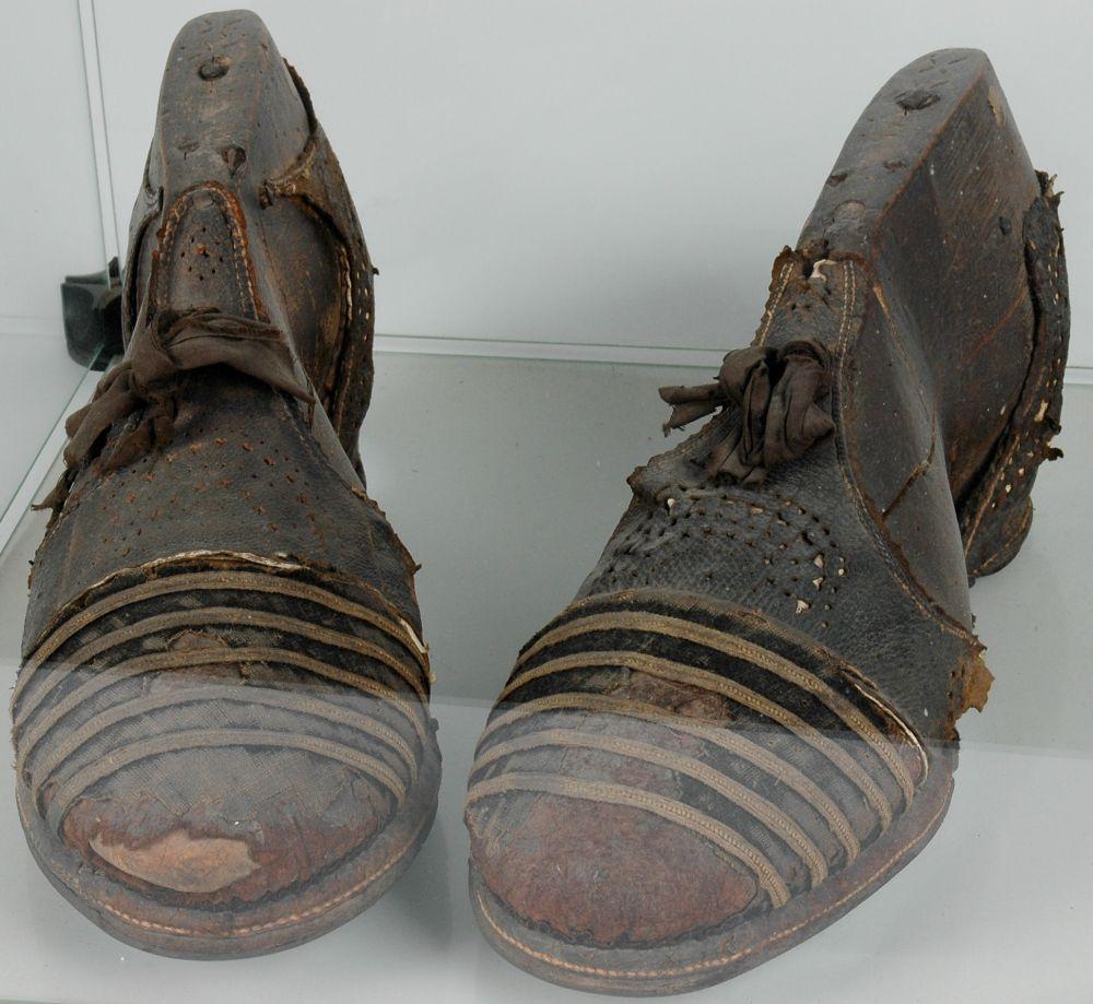 Schoenen van Trijntje Keever.