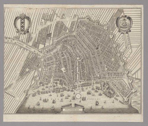 Amsterdam in 1613